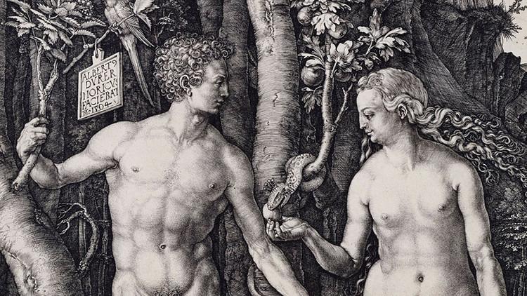 """Polémica teoría: """"Eva no fue creada de la costilla de Adán"""""""