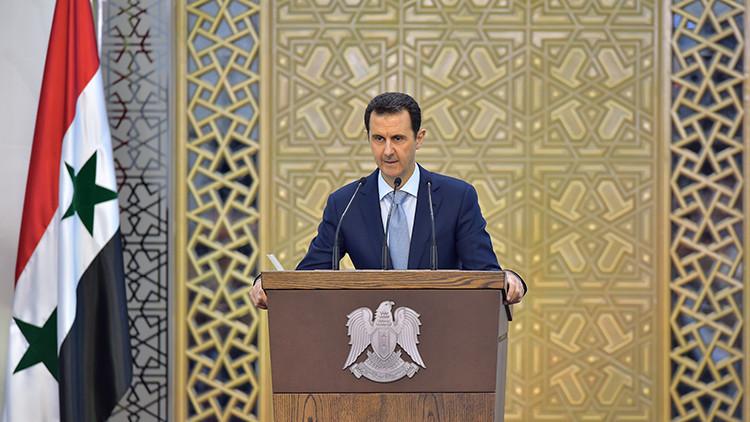 """""""Para detener al Estado Islámico, EE.UU. tendrá que dejar a Assad en paz"""""""