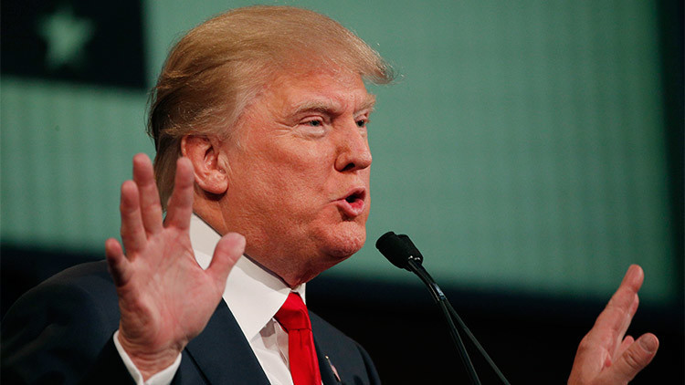 """Donald Trump: """"La devaluación del yuan será devastador para EE.UU."""""""