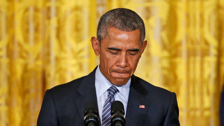 ¿Adiós al estatus de superpotencia? Obama, señalado por la decadencia militar de EE.UU.