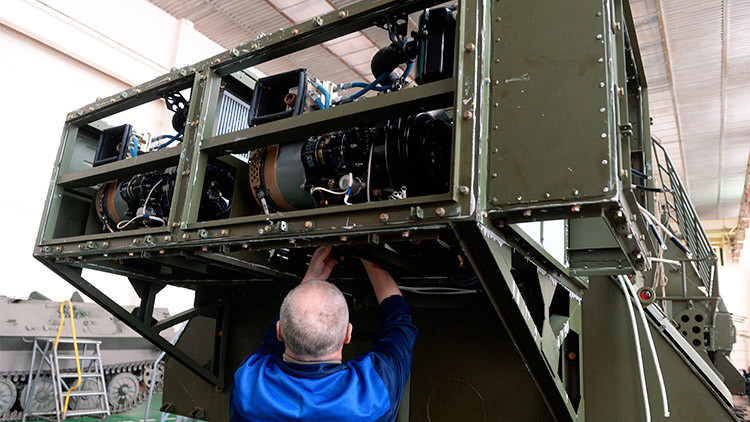 Rusia crea sistemas de lucha electrónica que neutralizarán cualquier defensa antiaérea
