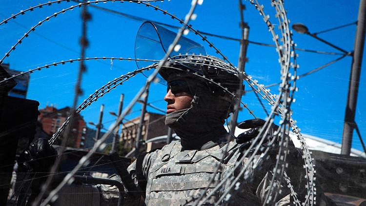 """""""La OTAN trabaja por un escenario de guerra con Rusia"""""""