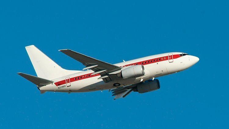 La línea aérea secreta del gobierno de EE.UU. que 'quita el sueño' a los expertos