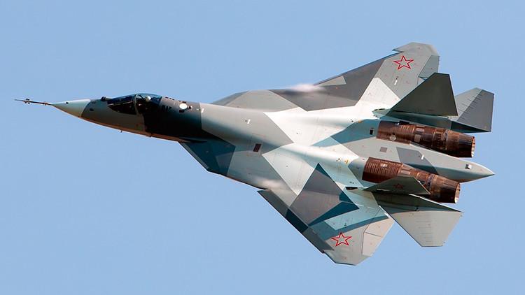 Medios australianos: El caza estadounidense F-35 es incapaz de competir con el T-50 ruso