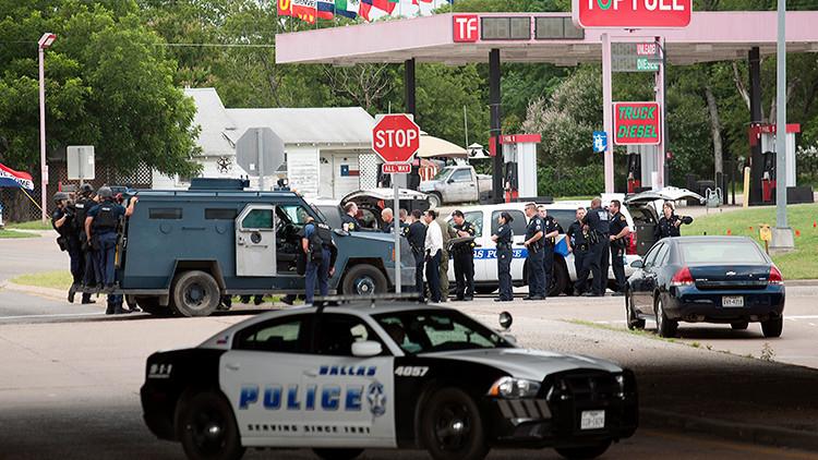 EE.UU.: Al menos dos muertos en un tiroteo en Dallas