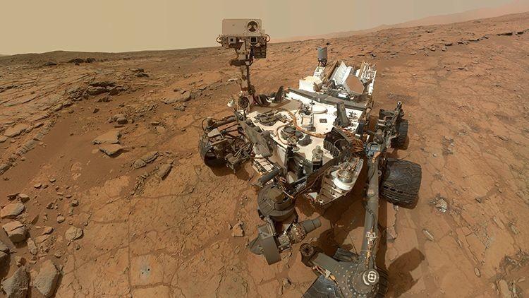 Dispositivo ruso a bordo del Curiosity recoge datos únicos sobre Marte
