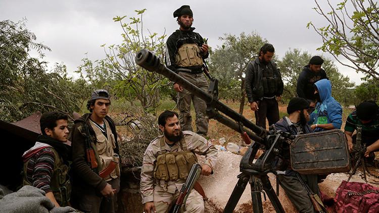 """""""El EI es una excusa de EE.UU. para estar en la región y justificar su terror contra los sirios"""""""