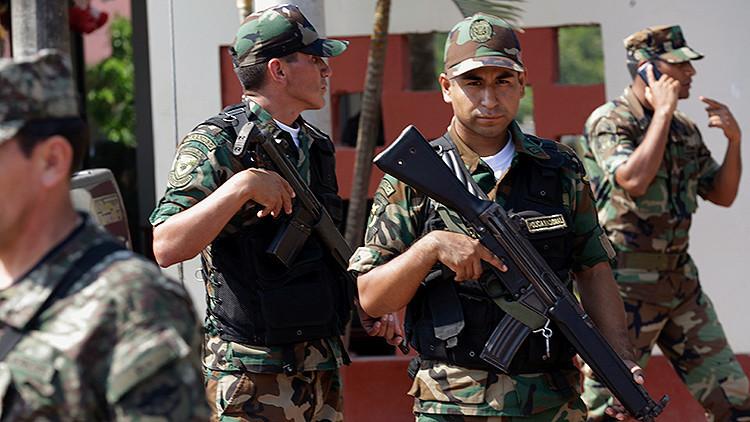 Perú ordena la intervención de las Fuerzas Armadas para controlar las protestas mineras