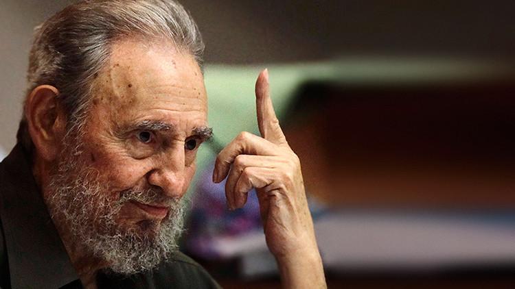 """Fidel Castro en su cumpleaños: """"EE.UU. adeuda a Cuba indemnizaciones de millones de dólares"""""""