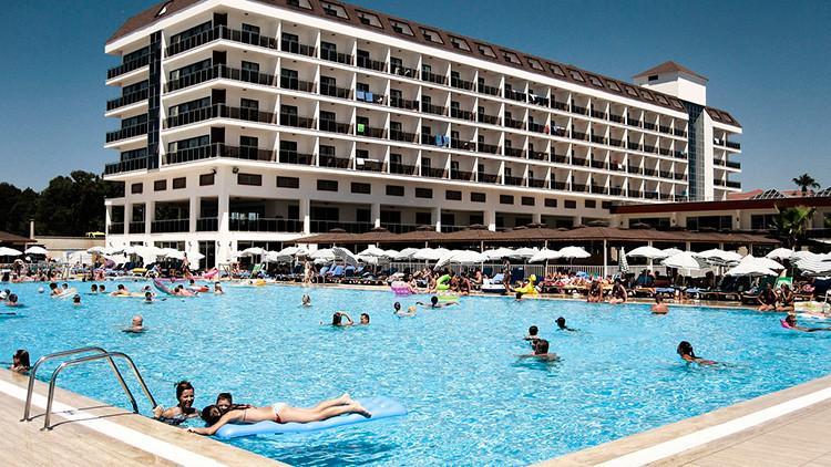 Broma macabra: El personal de un hotel en Turquía imita un 'ataque yihadista'