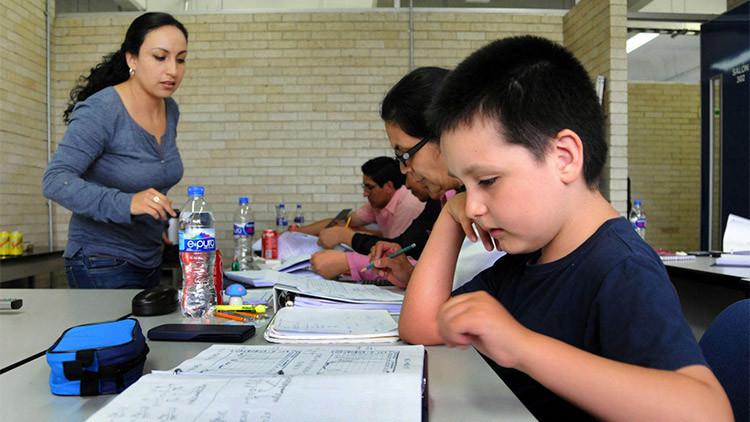 Un niño mexicano de 9 años se convierte en el universitario más joven de la UNAM