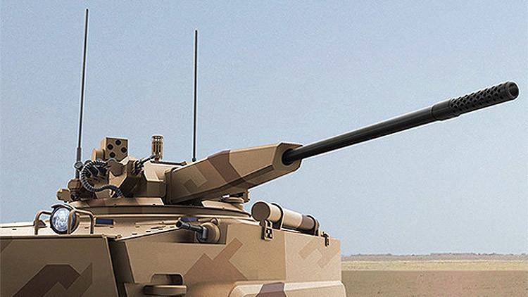 El Ejército ruso 'ficha' al 'asesino de tanques'