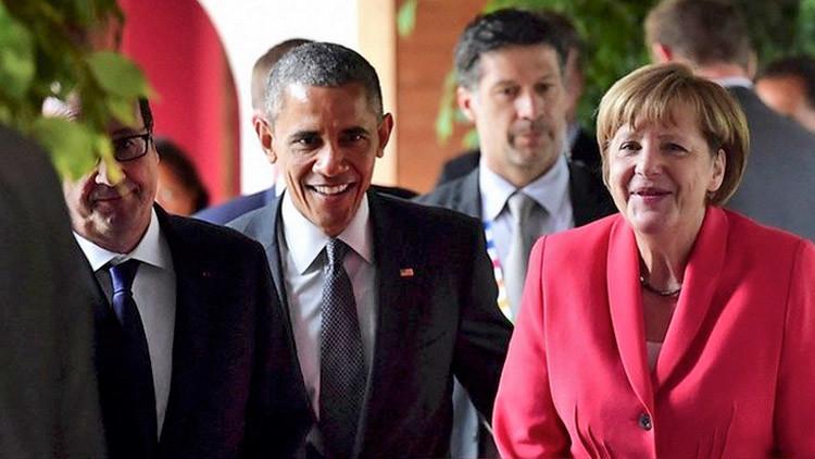 """""""Estados Unidos no se apiada de Europa"""""""