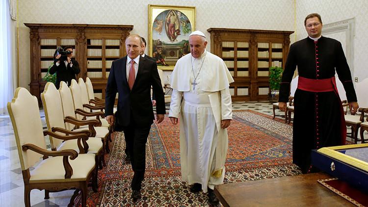 """El Vaticano: """"Rusia puede ayudar a estabilizar el Mediterráneo"""""""