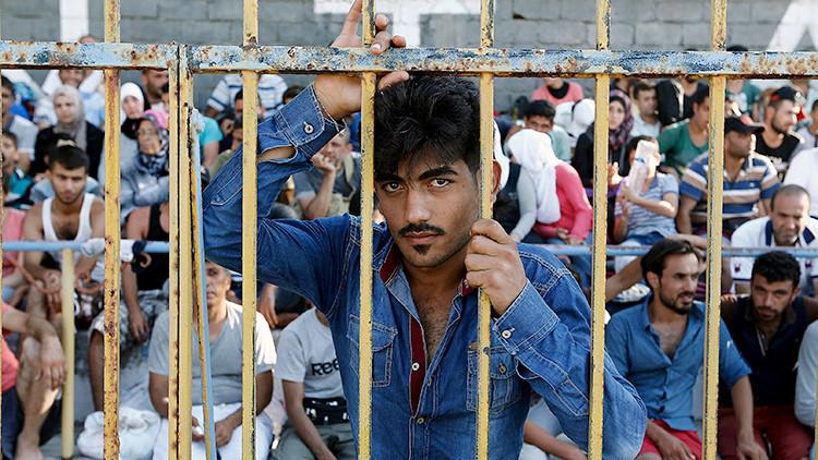 """""""El mundo enfrenta la mayor crisis migratoria desde la Segunda Guerra Mundial"""""""