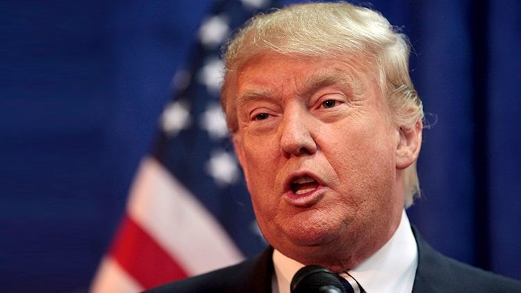 """Donald Trump: """"Con Putin hay que llevarse bien"""""""