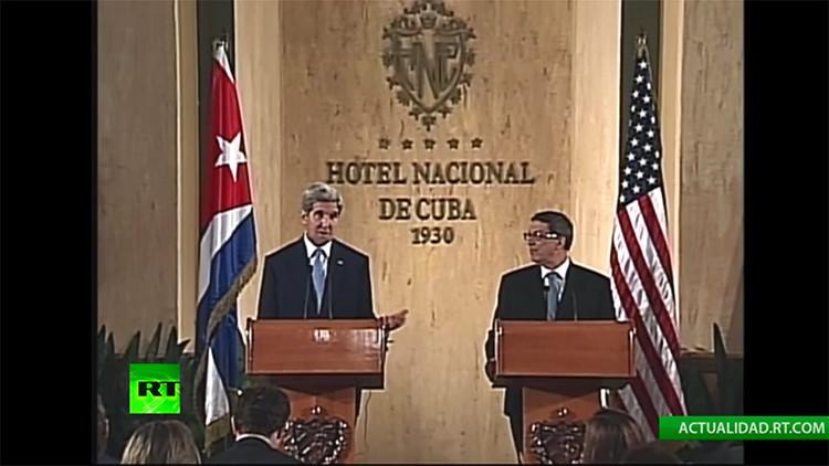 Cuba y EE.UU. acuerdan crear una comisión para hacer avances en las relaciones bilaterales