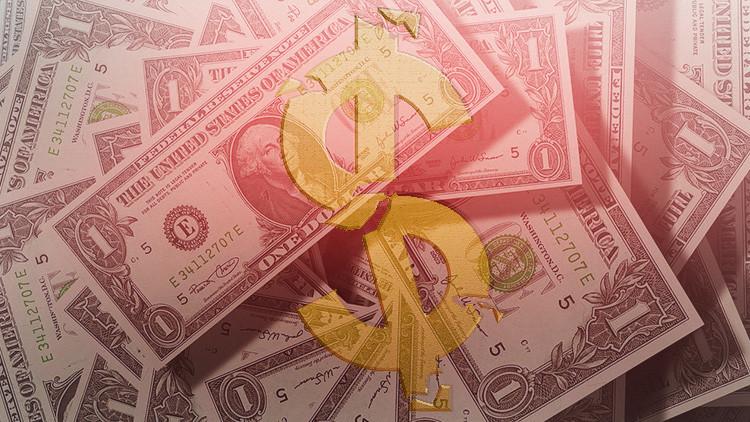 El dólar se convertirá en una burbuja
