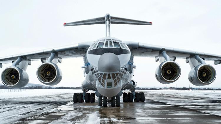 Rusia empezará a exportar su avión de transporte militar  más moderno en 2017