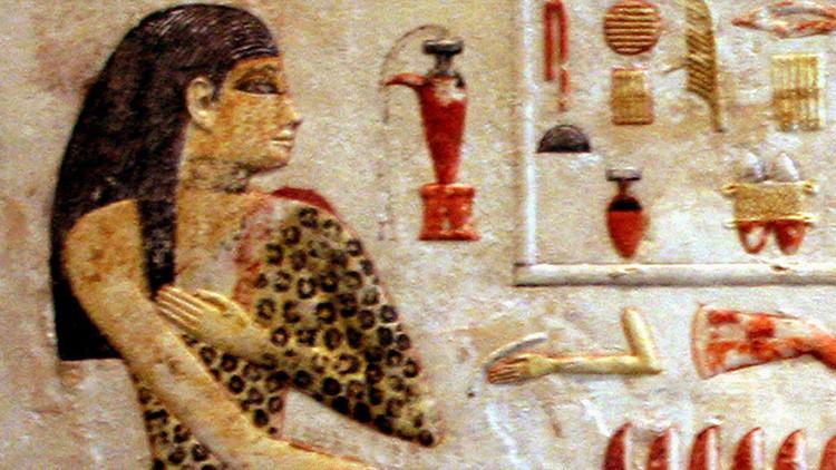 Un contrato prenupcial de 2,4 metros de largo revela derechos de la mujer en Antiguo Egipto