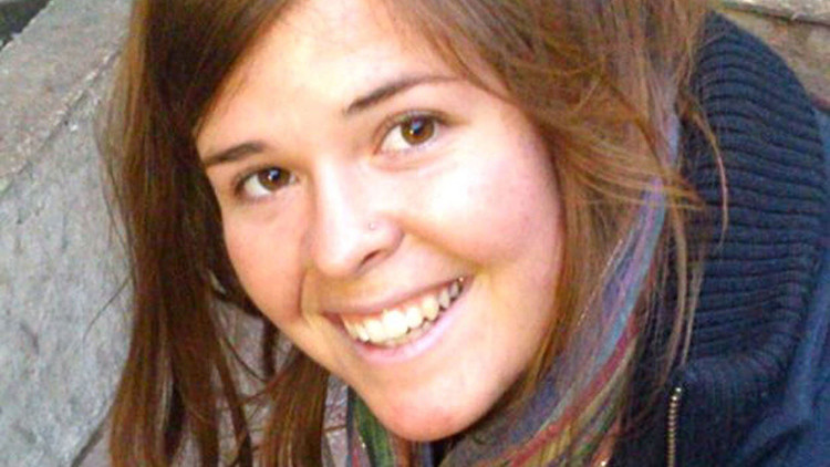 La prisionera estadounidense del Estado Islámico fue violada por el líder del grupo