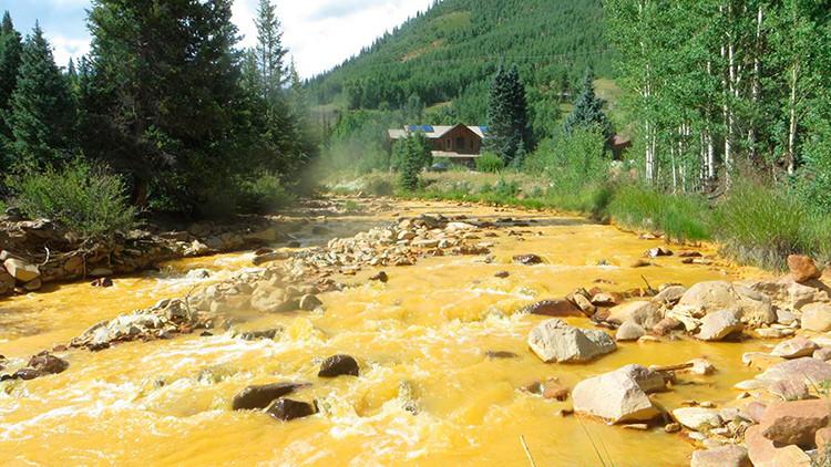 Nativos americanos demandarán a la Agencia de Protección Ambiental de EE.UU. por contaminación