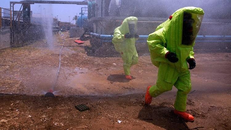 EE.UU.: Se registra un derrame químico en el oeste de Indiana
