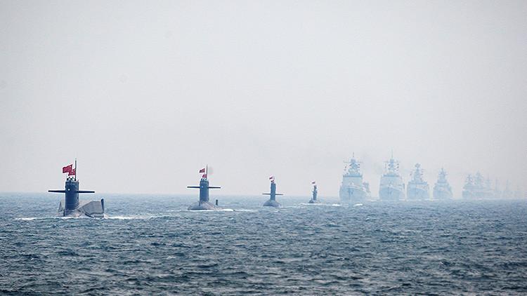 """El mundo nos mira"": Un video de la Marina china para reclutar inquieta a Occidente"