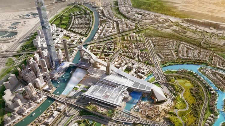 Dubái lanza un nuevo proyecto 'faraónico'