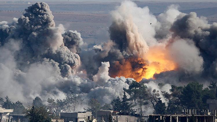 """""""La campaña militar de Estados Unidos contra el Estado Islámico es ilegal"""""""