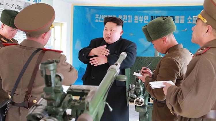 """Corea del Norte amenaza con """"vengarse"""" de EE.UU. usando armas """"desconocidas para el mundo"""""""