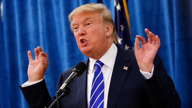 Donald Trump afirma que estaría dispuesto a arrebatarle el petróleo al Estado Islámico
