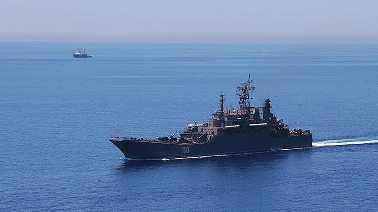 Rusia y China unen sus buques y cazas en el mar de Japón para un gran ejercicio conjunto