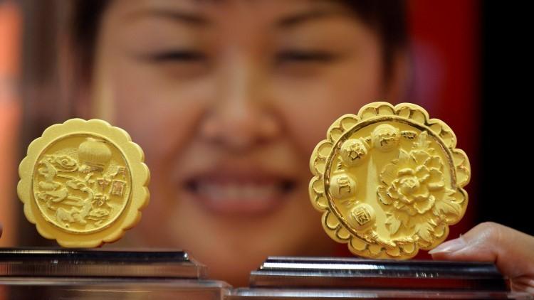 """""""Un mercado de oro nuevo entre Rusia y China socavará la hegemonía del dólar"""""""