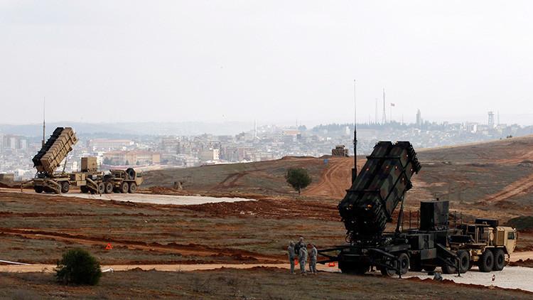 EE.UU. saca de Turquía el sistema Patriot de misiles tierra-aire que le entregó en 2013