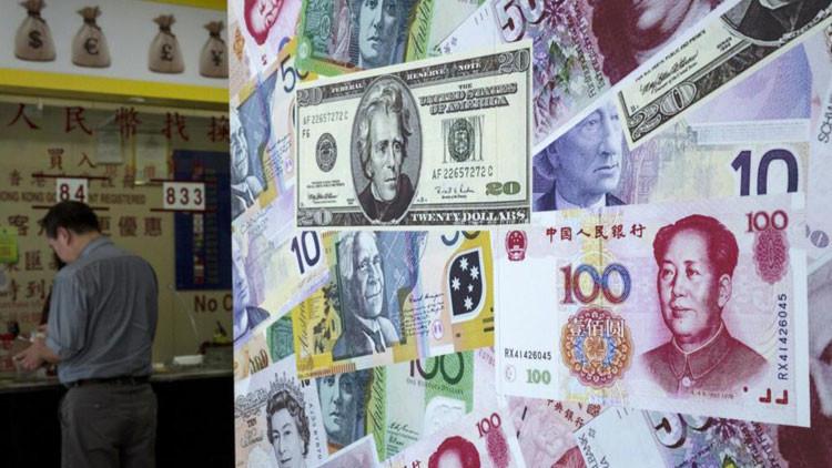 la devaluación del yuan