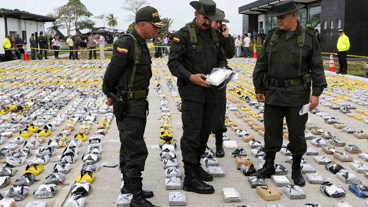 Cómo 'El Chapo' domina en el mercado mundial de la cocaína