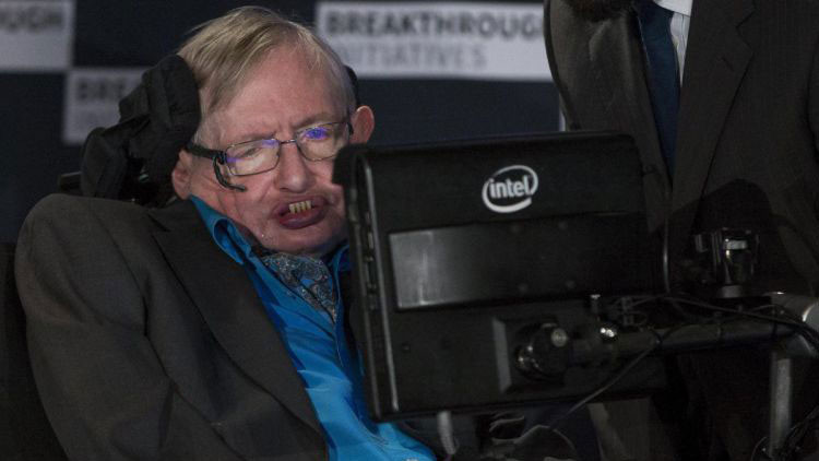 Stephen Hawking alerta sobre las tres amenazas que podrían destruir a la humanidad