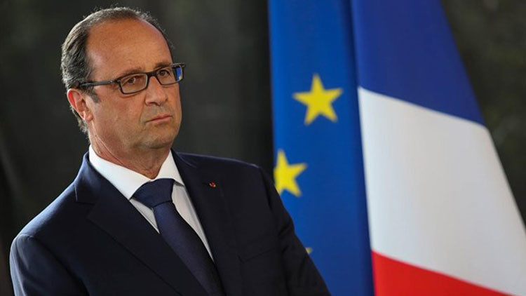 Los tres años de François Hollande en la Presidencia le pasan una alta factura a Francia