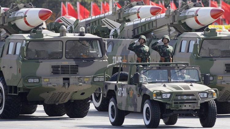 China prueba su nuevo misil intercontinental capaz de disparar múltiples ojivas a la vez