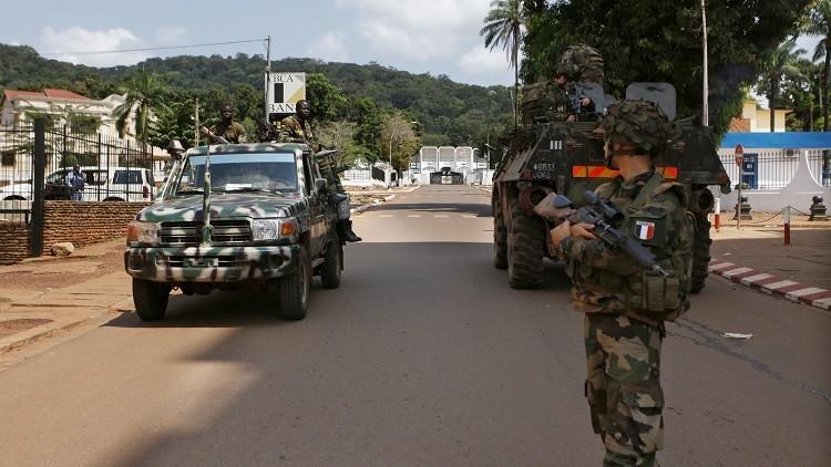 Fuerzas de paz de la ONU violan a una niña de 12 años en la República Centroafricana