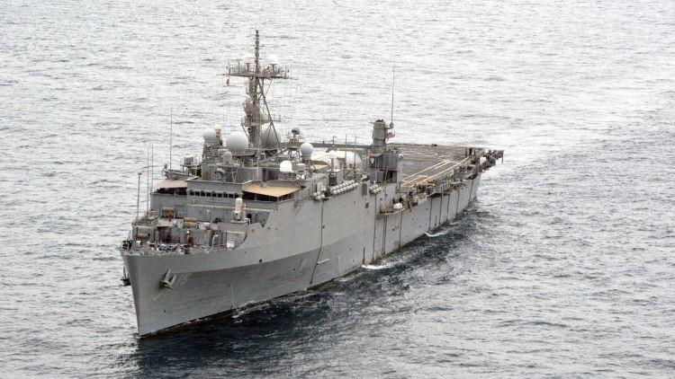 """""""EE.UU. tiene un nuevo plan para destrozar los buques de guerra de Irán"""""""
