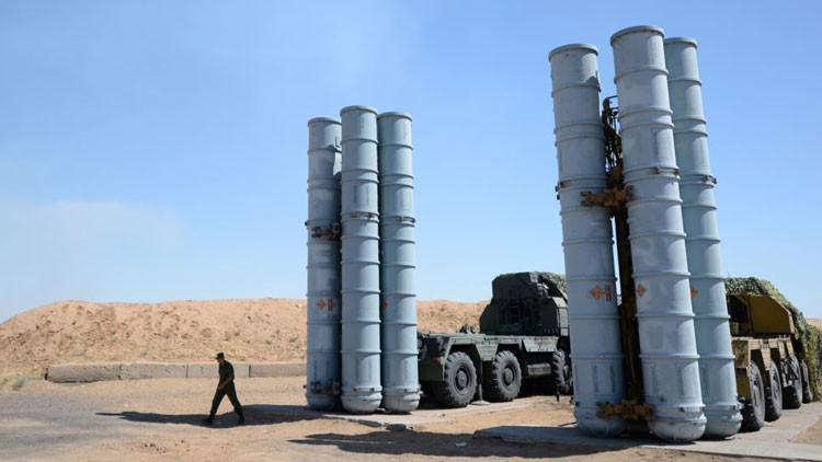 Acuerdo entre Rusia e Irán sobre los S-300 irrita a EEUU e Israel