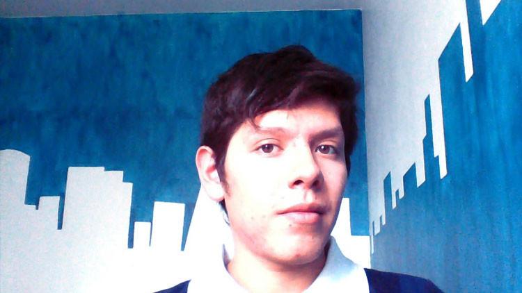 Un joven mexicano, ganador del segundo lugar en un concurso mundial de ingenieria