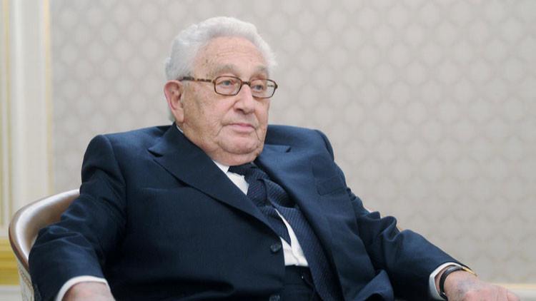 """Kissinger: """"Los intereses extranjeros han convertido a la crisis ucraniana en una tragedia"""""""