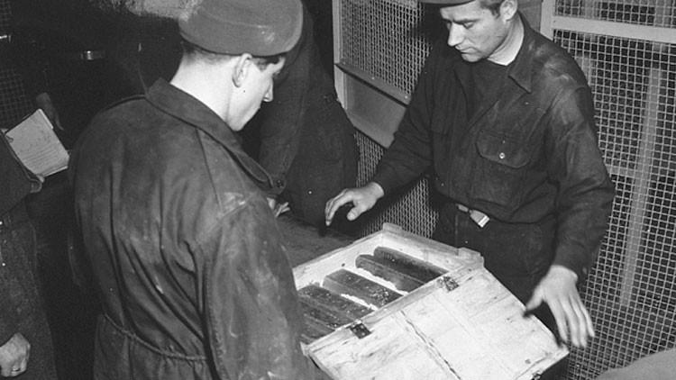 ¿Se ha localizado por fin el famoso tren nazi cargado de oro que desapareció en 1945?