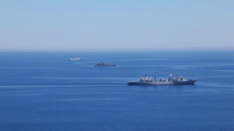 ¿Por qué las maniobras navales entre Rusia y China ponen en alerta a EE.UU.?
