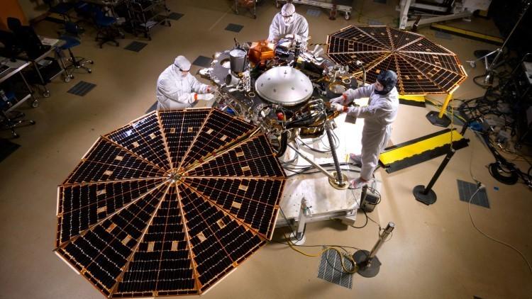 La NASA permite enviar gratis su nombre a Marte en la próxima misión