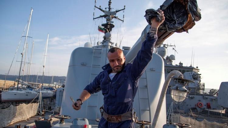 Rusia, Turquía, Bulgaria y Rumanía entrenan juntas a guardacostas del mar Negro (Video)