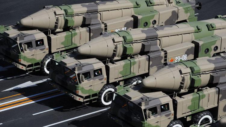 """Exgeneral de EE.UU.: """"China tiene capacidad para destruir todas nuestras armas espaciales"""""""